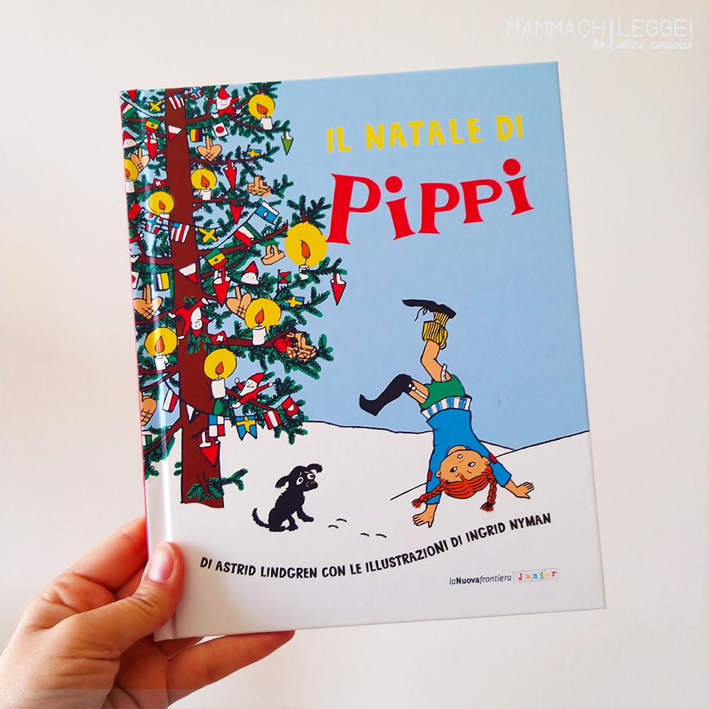 Il Natale di Pippi - La nuova frontiera junior Astrid Lindgren